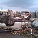 Over 300 omkommet i tornadoudbrud! Opdateret.