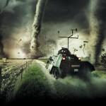 Tornadojægerne i Tycho Brahe planetariet