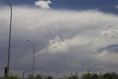CB nær Santa Fe