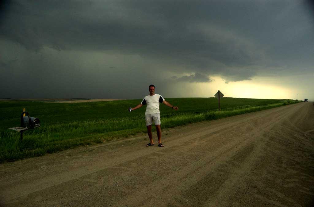 Stormchase 2006 - Dag 9