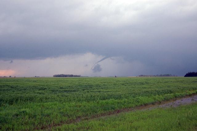Stormchase 2007 - Dag 8