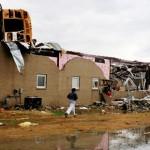Sydøst-USA ramt af tornadoer i januar