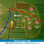 Stormchase 2008 – Dag 18