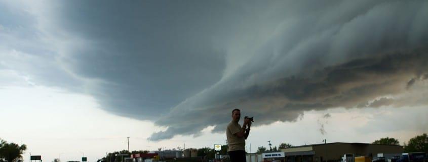 Stormchase 2010 - Dag 2
