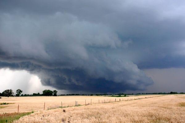 Stormchase 2011 - Dag 4