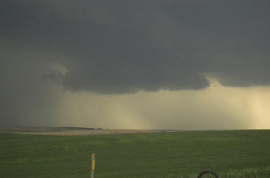 Stormchase 2012 - Dag1