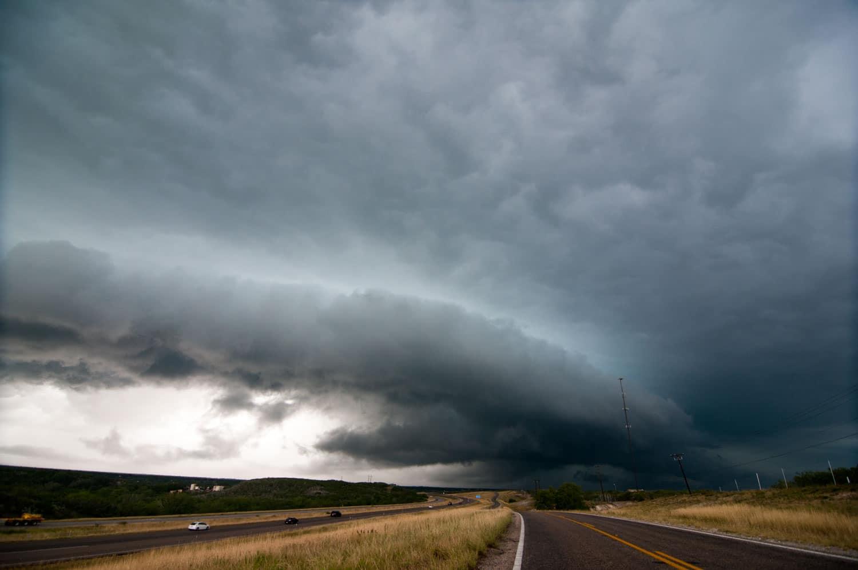 Stormchase 2012 - Dag 7