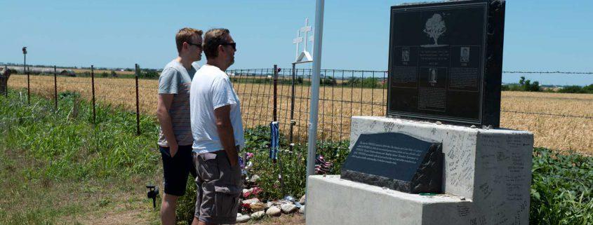 Twistex memorial